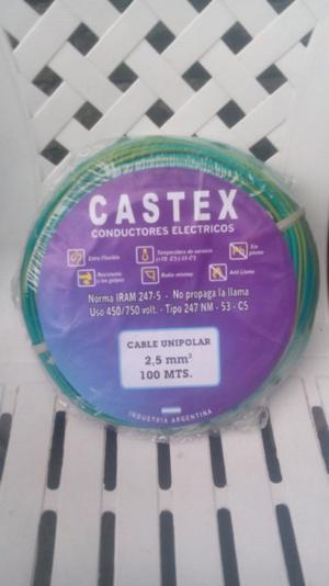 Rollo de cable 2,5