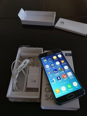 Samsung Galaxy S6 32gb Libre Completo Impecable