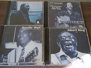 """Vendo Cds de la Colección """"Sentir el Blues"""""""