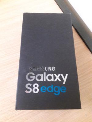 Vendo Samsung S8 edge edición limitada.