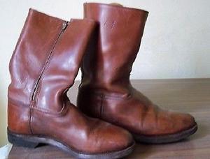 """Vendo botas texanas, marca """"Febo"""" talle ."""