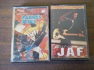 Vendo cassettes de Pappo y J.A.F.