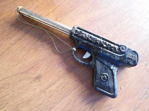 pistola de chapa RS antigua japan