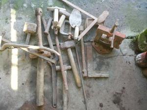 vendo herramientas varias............