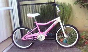 Bicicleta Musetta Kitty De Paseo Rodado 20 Como En Las Foto