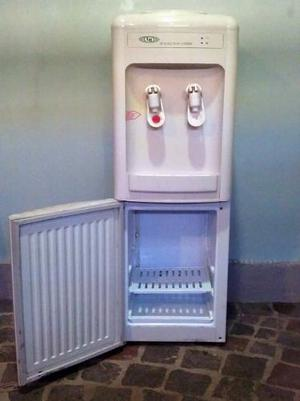 Dispenser Frio Calor Con Heladera. Excelente Estado