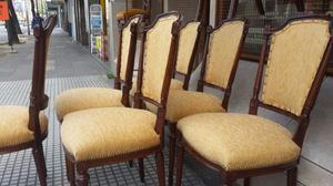 Antiguas sillas estilo luis xvi posot class - Sillas estilo luis xvi ...