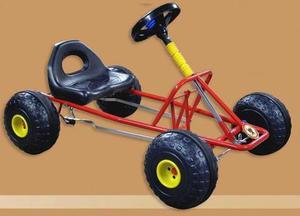 Karting Traccion A Pedal Asiento Corredizo