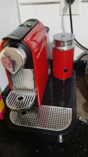 OFERTON!!!!Maquinas de caffe NESPRESSO!!!!!