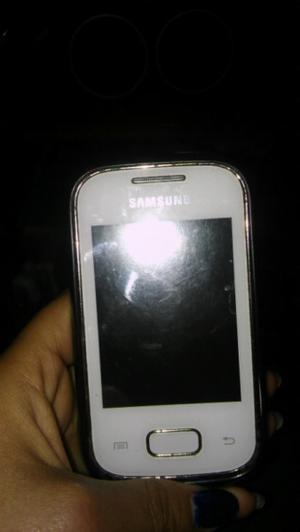 Vendo celular Samsung galaxy pocket liberado en buen estado