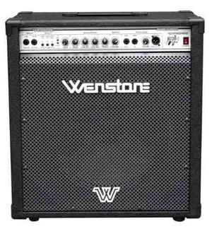 Wenstone Be- Combo Amplificador De Bajo 120 W