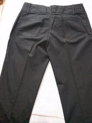 pantalon ayres color negro talle 44 como nuevo