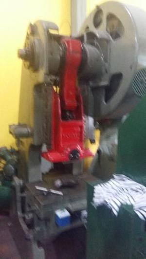 Balancin automatico Shuller de 50 tns con freno y embrague