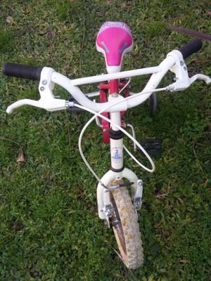 Bicicleta de nenas raleigh