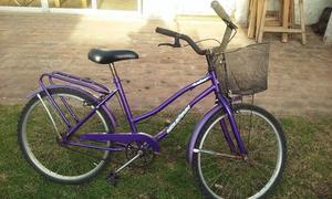 Bicicleta para niña, rodado 24