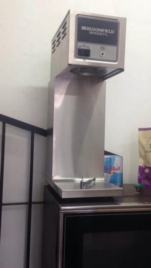 Cafetera industrial importada y chocolatera