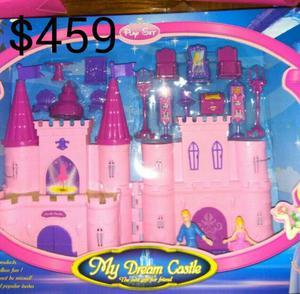 Castillo $ 459 y muchas ofertas mas