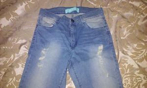 Jeans chupin lenette