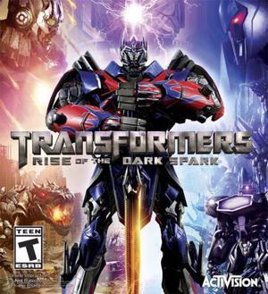 Juego Play 3 TRANSFORMERS Rise of the Dark en caja Original