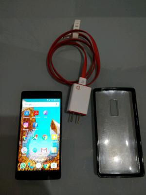 Oneplus two 64gb 4gb de ram lte dual sim