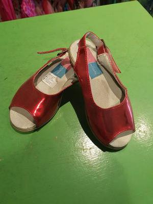 Sandalia Para Nena Nro 21