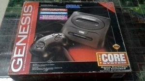 Sega Genesis de los 90s Completo en Caja