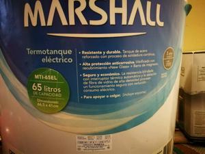 Termotanque eléctrico Marshall