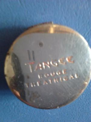 VENDO ANTIGUO ROUGE THEATRICAL TANGEE, THE GEORGE W. LUFT