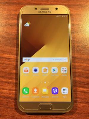 VENDO Samsung A Gold LIBRE IMPECABLE