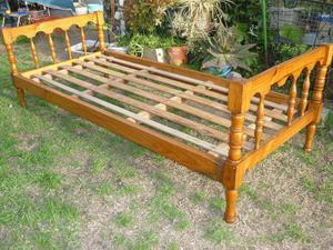 Vendo cama de 1 plaza $650