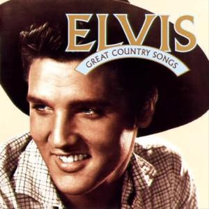 great country songs - elvis presley//cd original