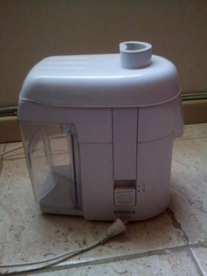 vendo extractor de jugo casi sin uso!!!
