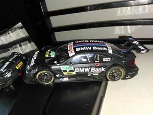 BMW M3DTM 1/32 Carrera N°7 Scalextric.