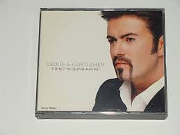 CD DOBLE GEORGE MICHAEL LADIES & GENTLEMEN THE BEST OF