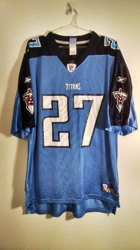 Camiseta Nfl Tennesse Titans E.george Talle L