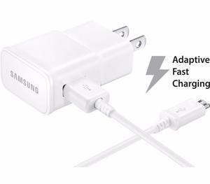 Cargador Rapido Fast Charger Para Samsung S6 S7 Edge Plus