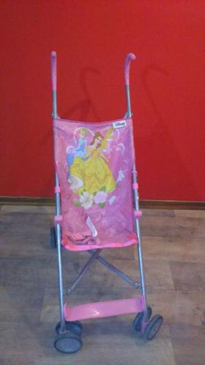 Cochecito Paraguitas Disney Princesas.exelente Estado. 800
