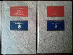 Diccionario De La Lengua Española De La Rae. Espasa. 2