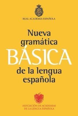 Nueva Gramatica Basica De La Lengua Española - Bolsillo