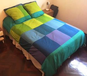 Oportunidad! Vendo urgente colchón sommier de dos plazas