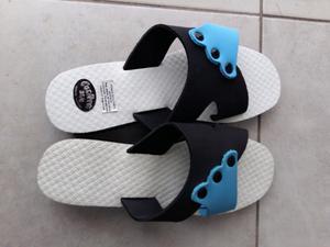 Sandalia de goma