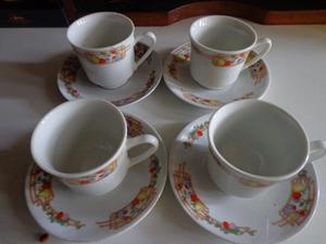 VENDO JUEGO TAZAS CAFE