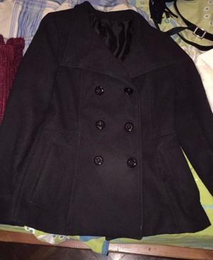 Vendo Saco negro casi sin uso