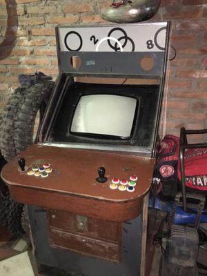 Vendo arcade de 300 juegos