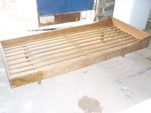 Vendo cama de 1 plaza $500