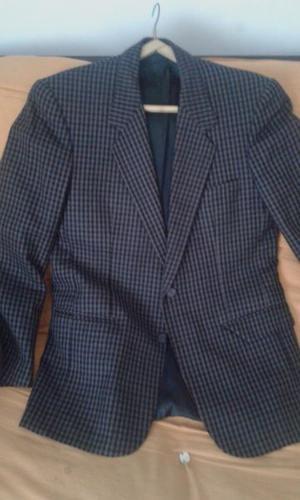Vendo sacos de hombre de vestir,trajes y camisas