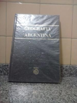 Vendo urgente, en excelente estado, Gegrafìa Argentina, por