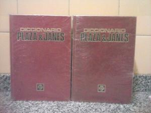 Vendo urgente en excelente estado diccionario Plaza & Janes