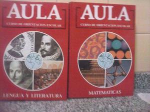 Vendo urgente en excelente estado dos tomos (matemàtica y