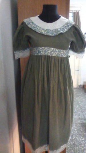 Vestido De Fiesta Para Nena Largo